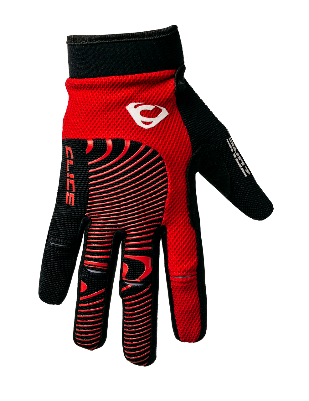 2019 Clice Zone trial glove, red