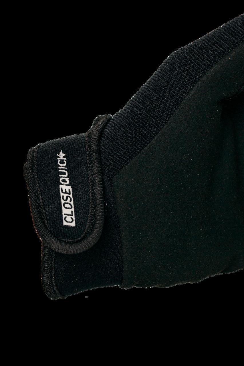 2019 Clice Zone trial glove, black, quick close