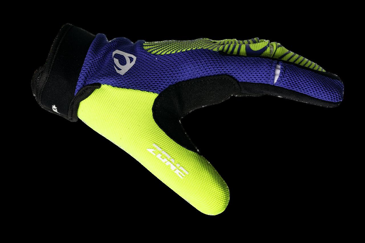 2019 Clice Zone trial glove, blue