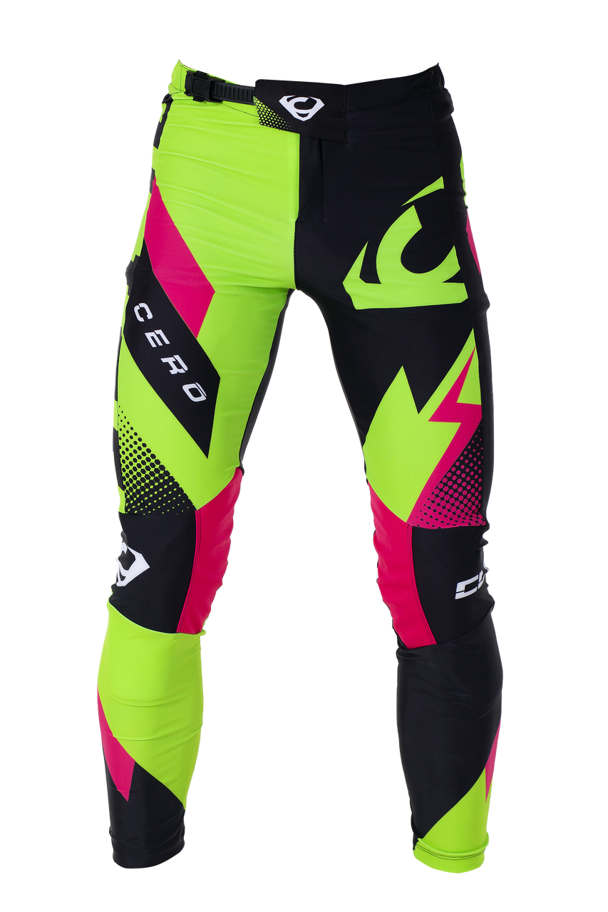 2019 Clice Cero Trial Pants Men, green