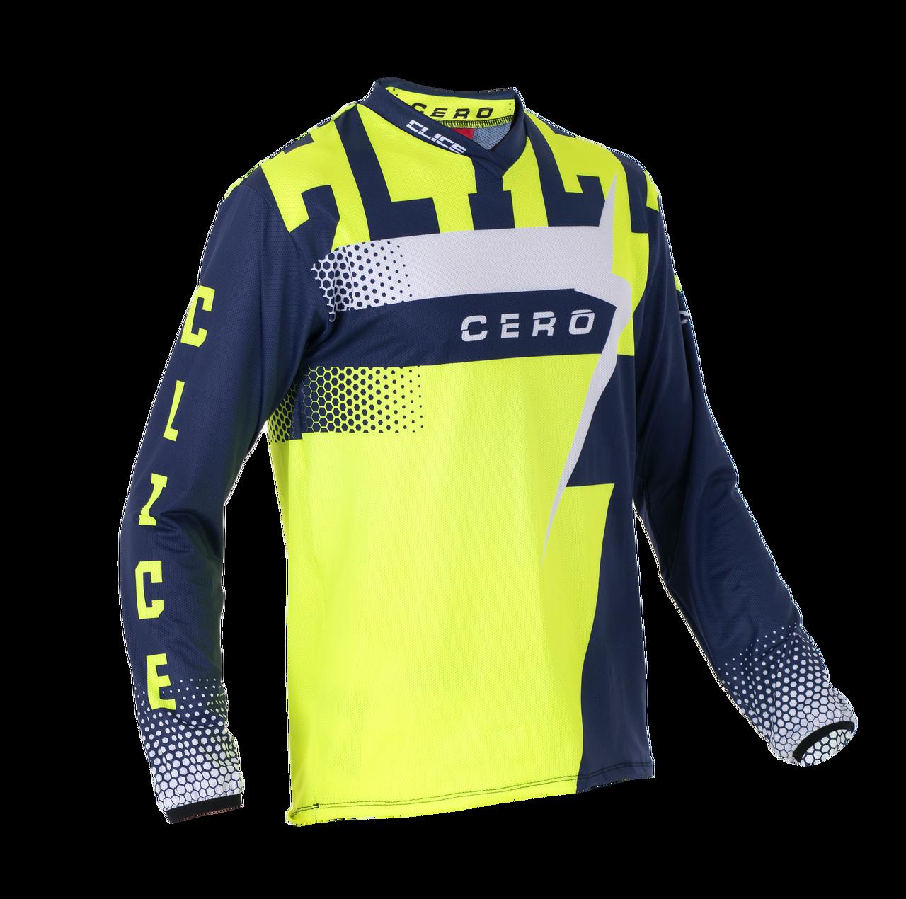 2019 Clice Cero Trial Jersey Men, Navy