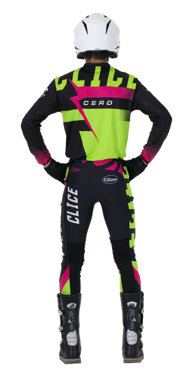 2012019 Clice Cero Trial Jersey Men, Green9 Clice Cero Trial Jersey Men, Green