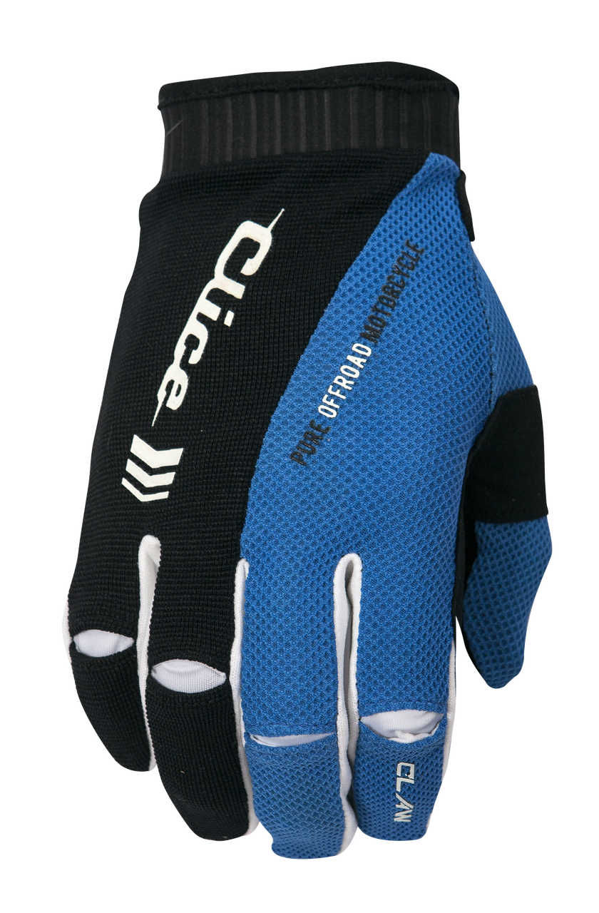 Clice Claw Enduro-MX Gloves, blue