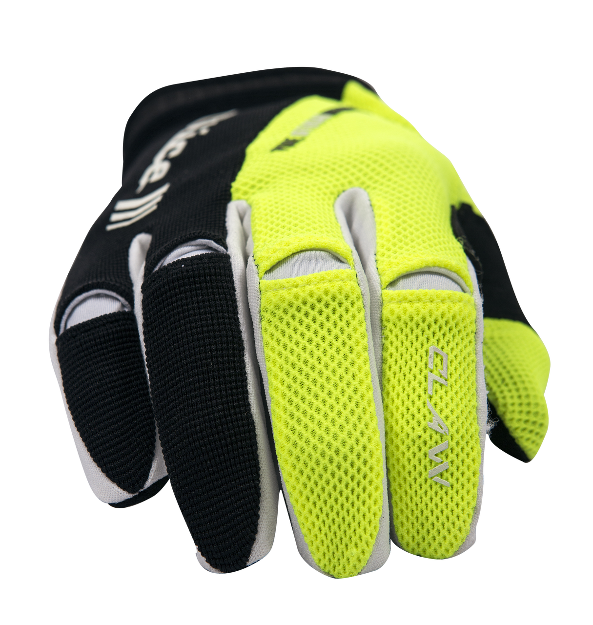 Clice Claw Enduro-MX Gloves, fluorescent yellow