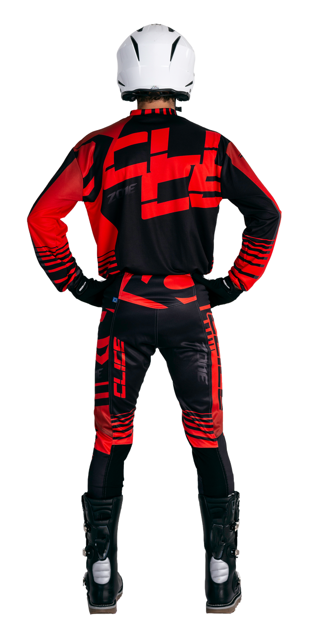 2020 Zone Trials Jersey, red