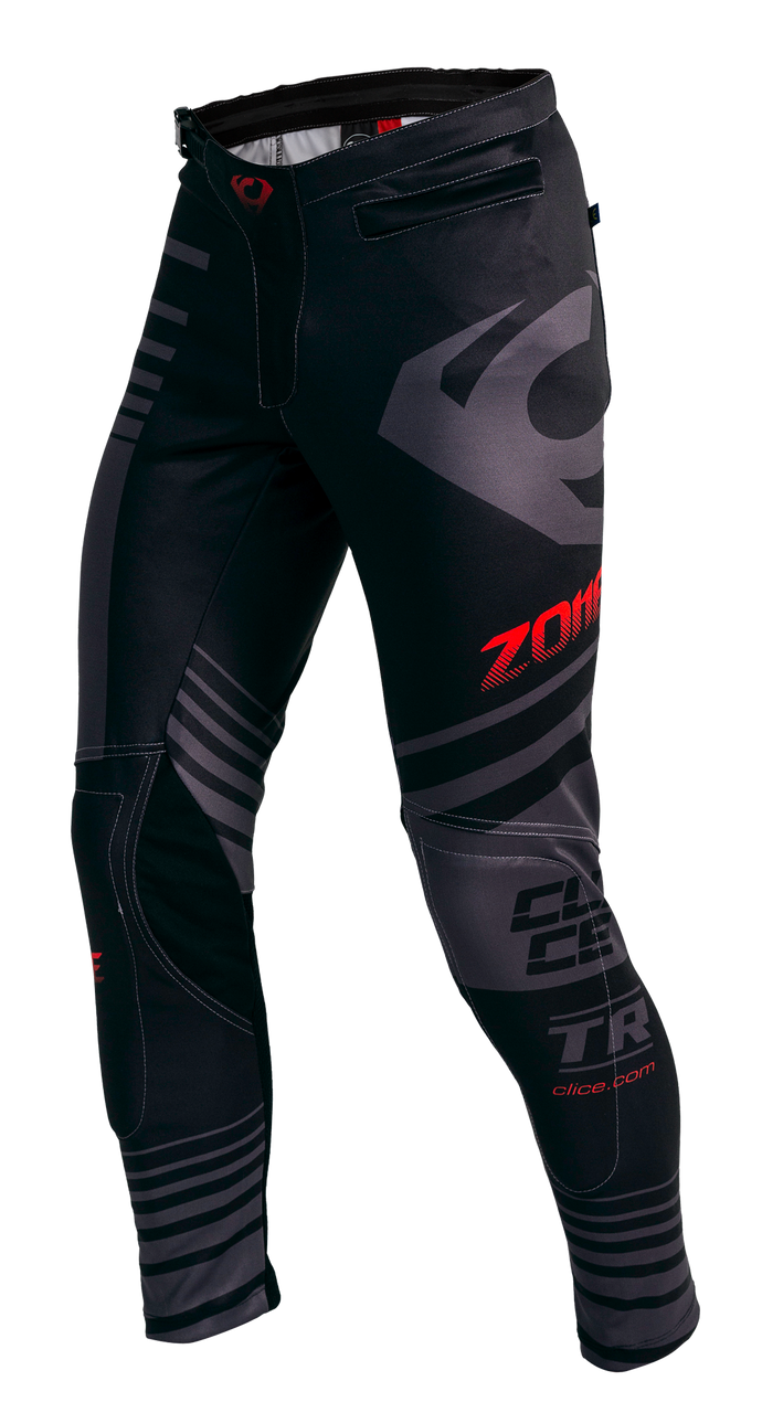 2020 Zone Trials Pants, black