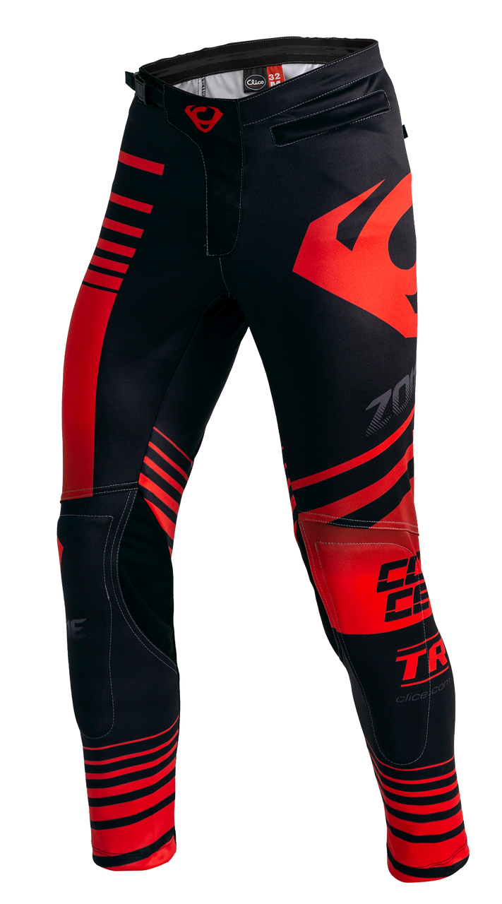 2020 Zone Trials Pants, red