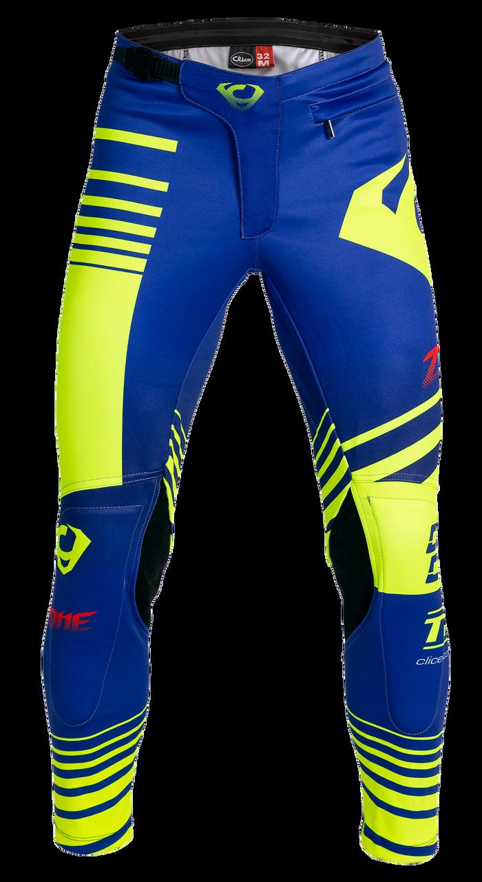 2020 Zone Trials Pants, blue
