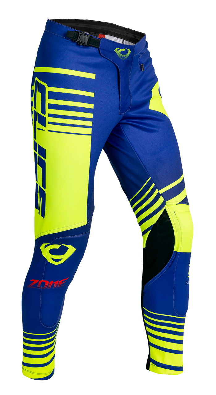 2020 Zone Trials Pants, blue