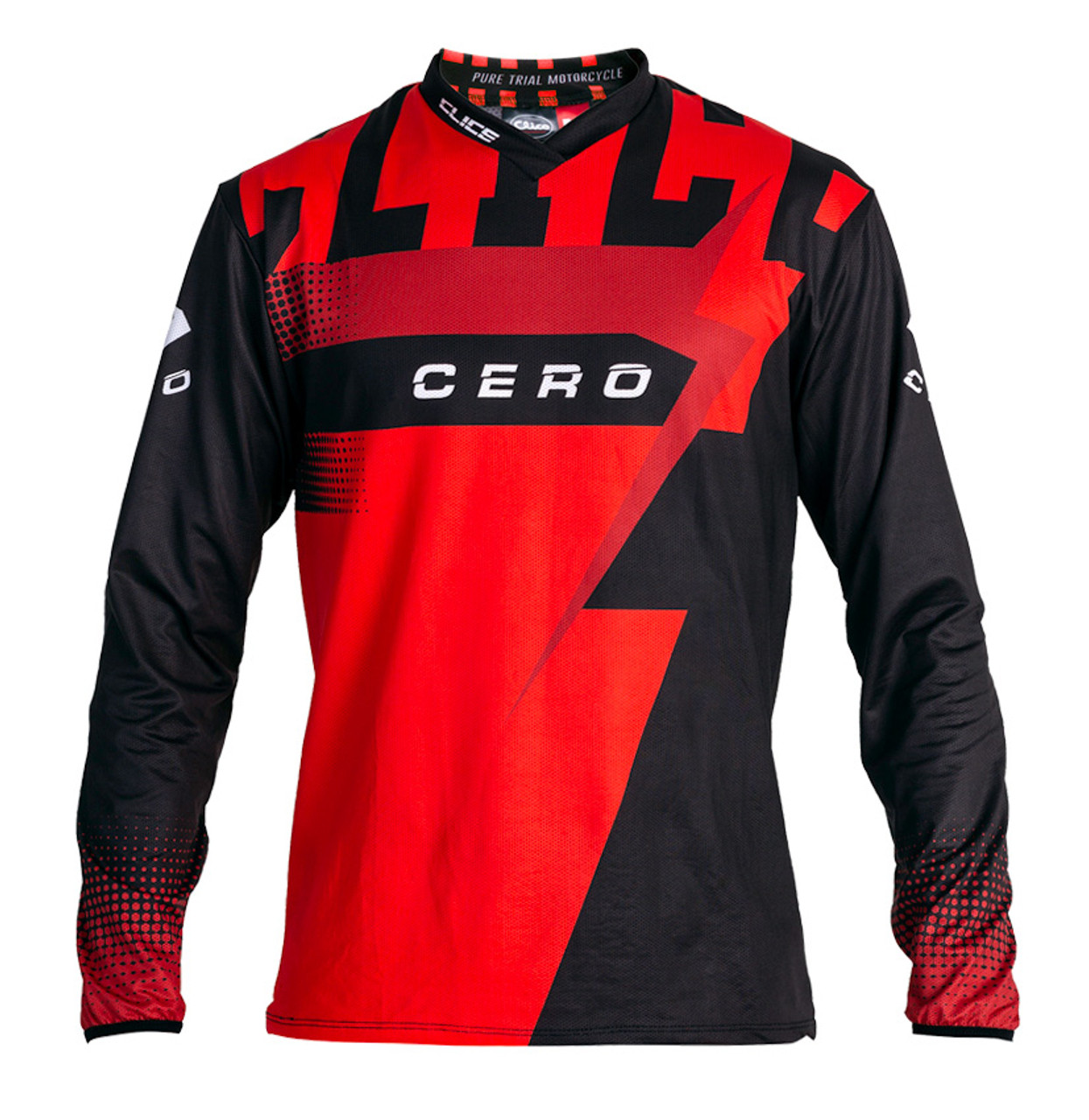 2020 Cero Trials Jersey, red