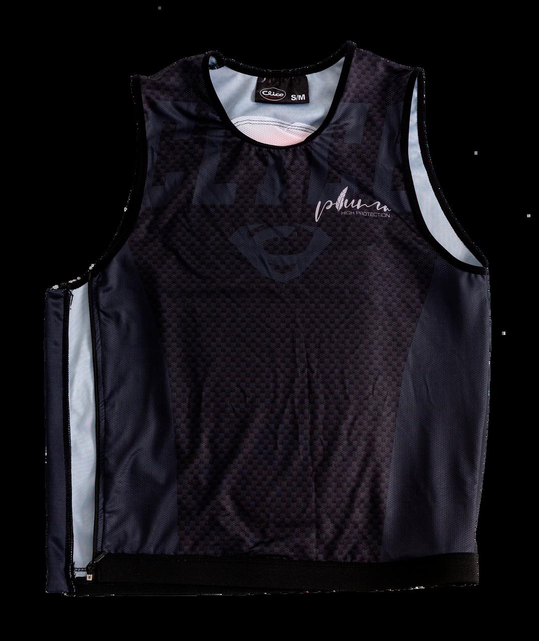 Clice vest back protector