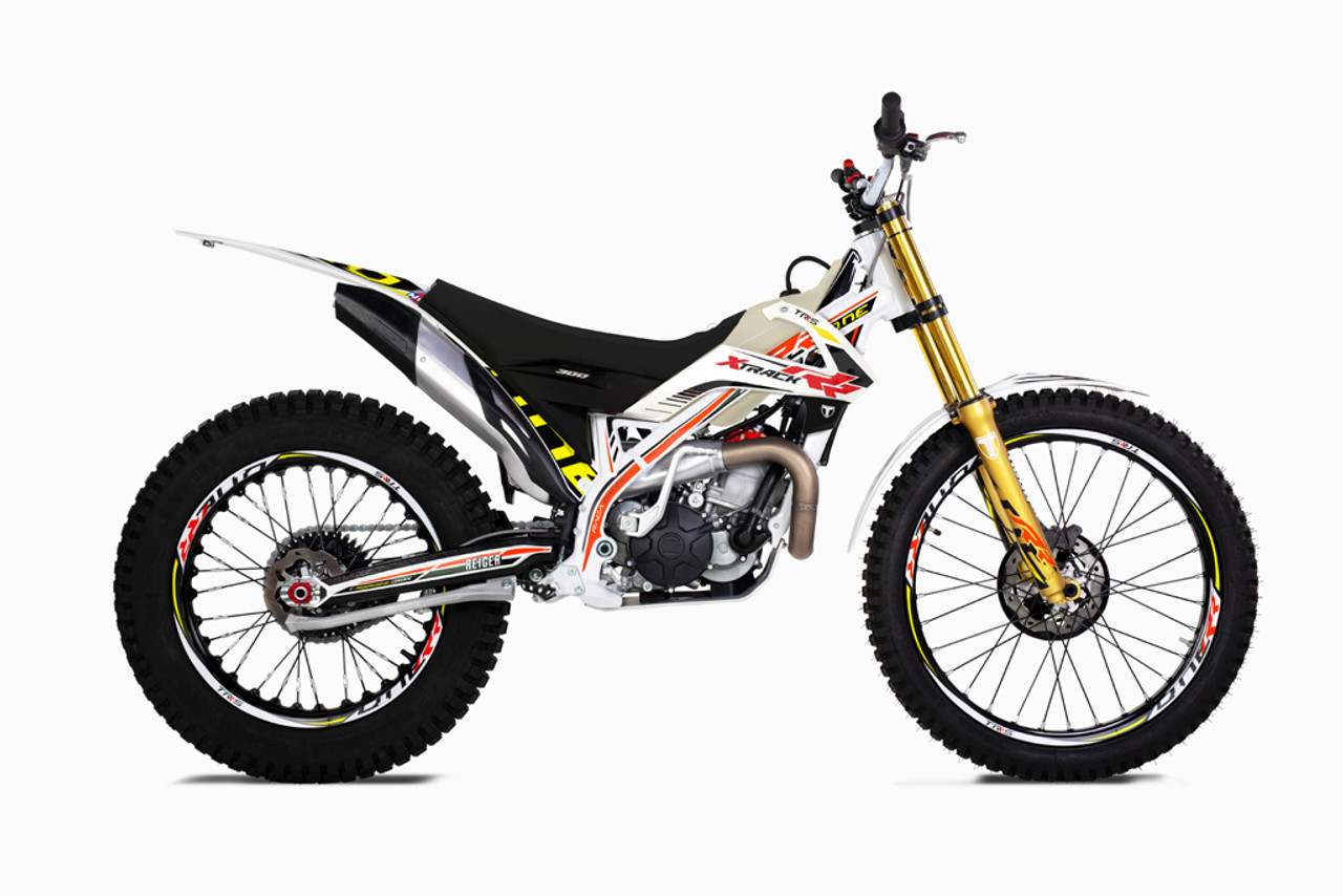 2020 TRS Xtrack RR, ELECTRIC START