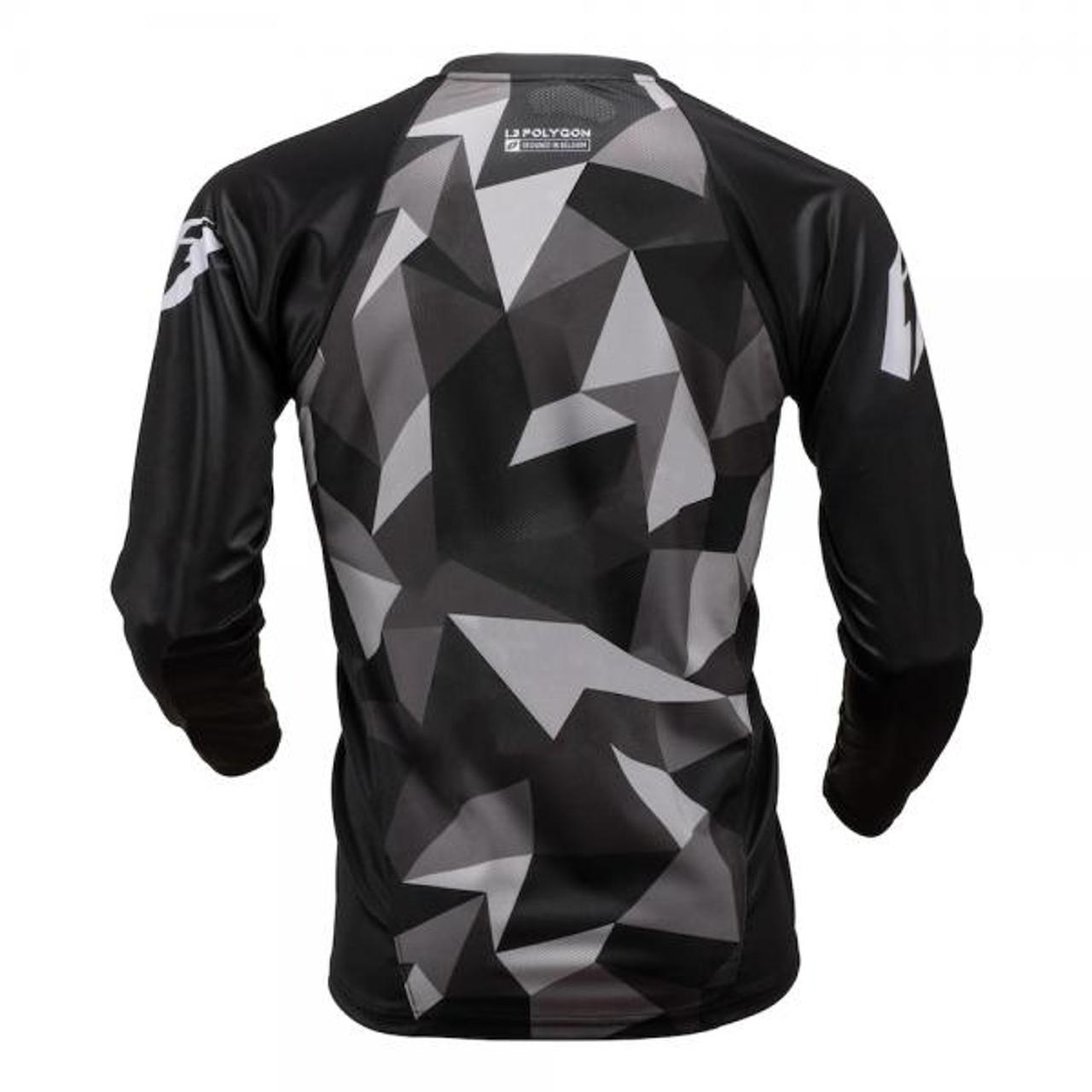 Jersey L3 Polygon, back