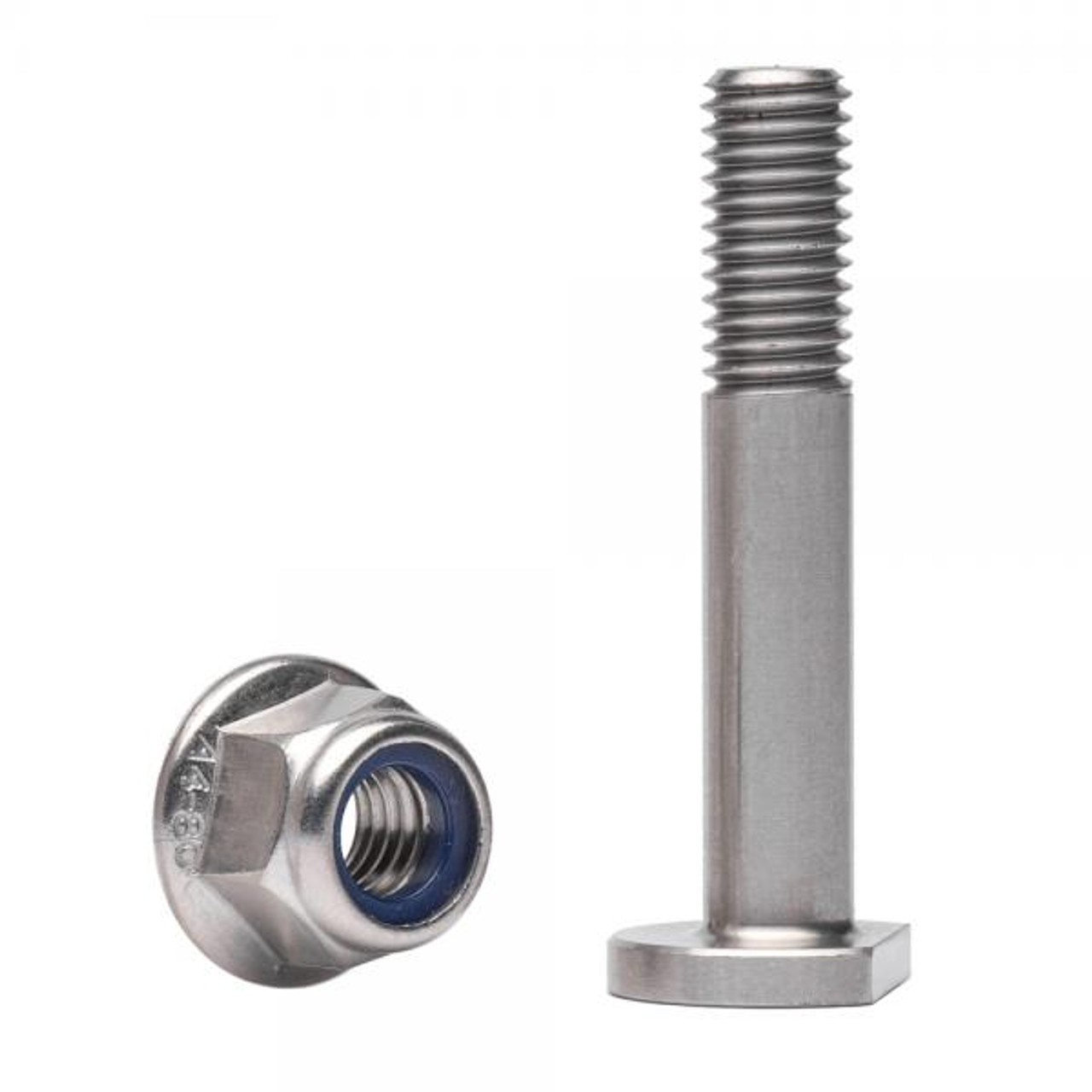 Linkage bolt and nut - extra strong