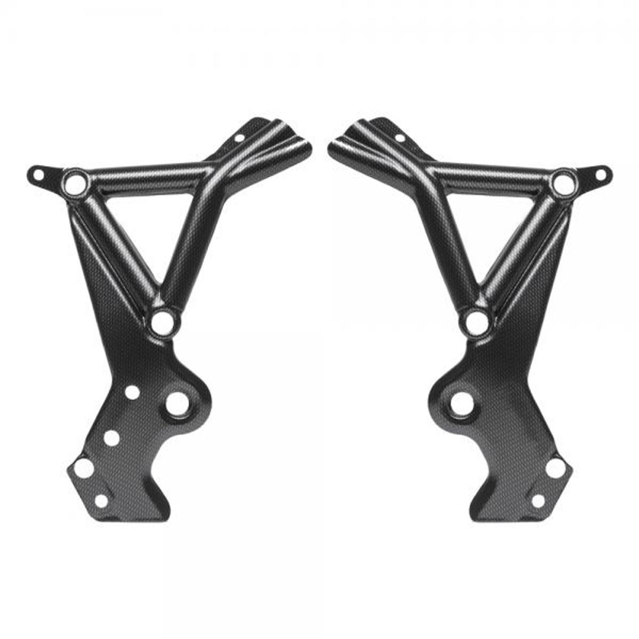 Carbon-look frame protectors - Vertigo