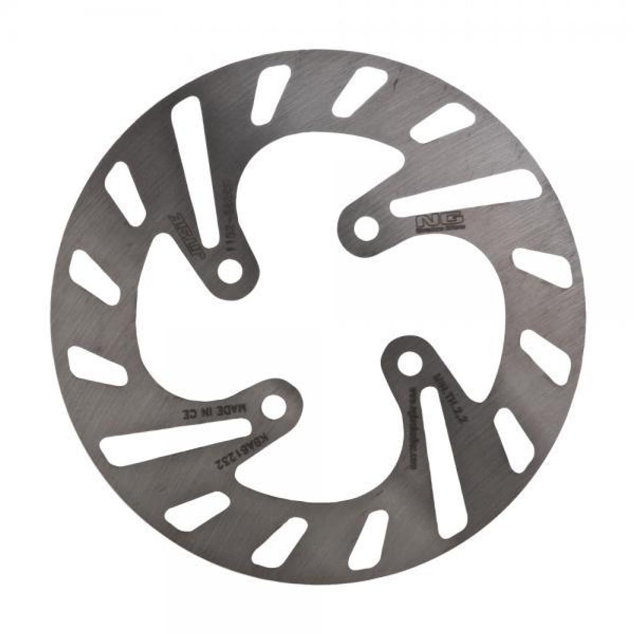NG rear brake disc BDRR 1152