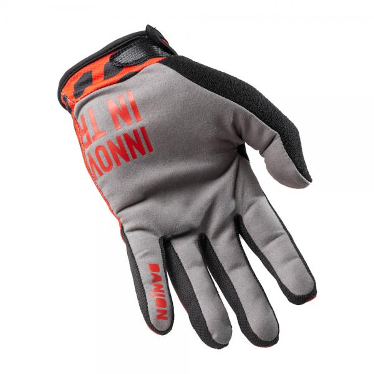 Gloves G2 Danjon, red/ black/ white