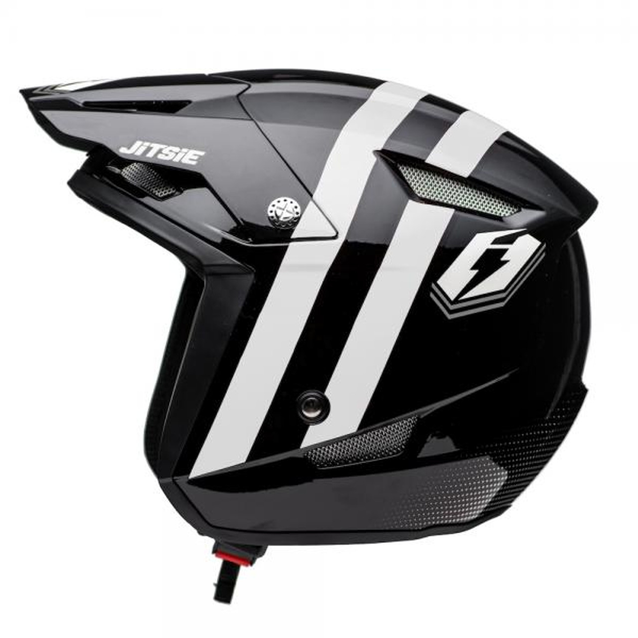 Helmet HT1 Voita, black/ white