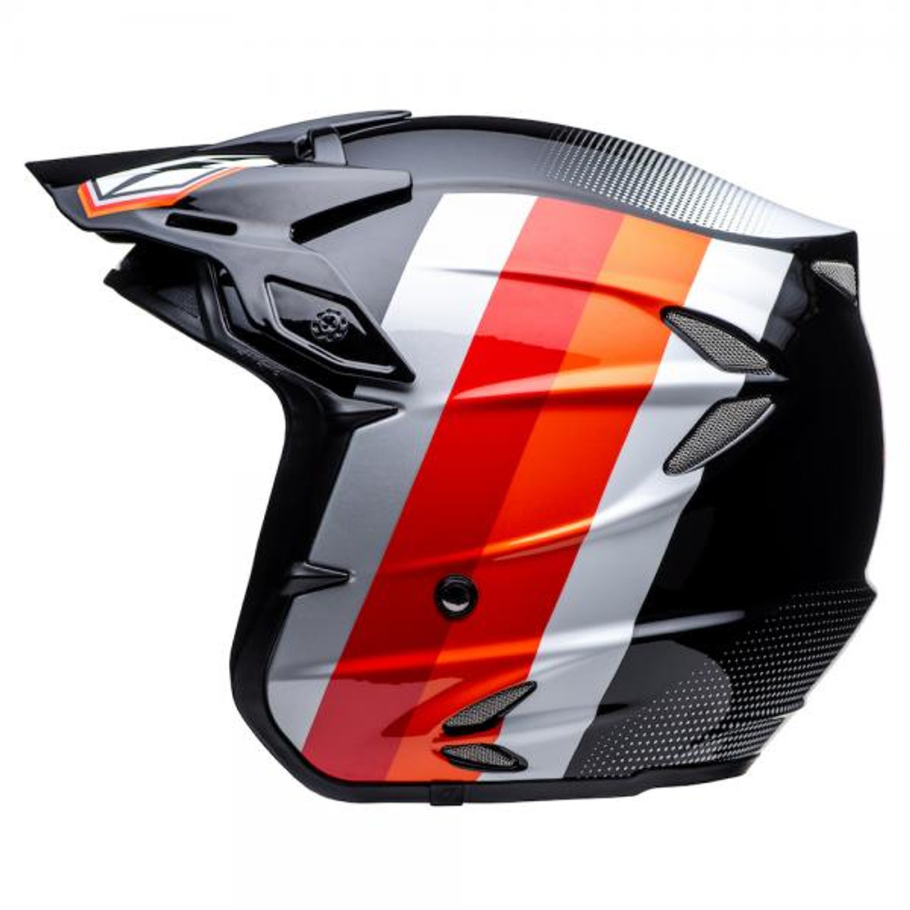 Helmet HT2 Voita black/white