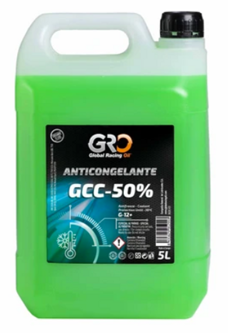 GCC Premixed Coolant Long Time