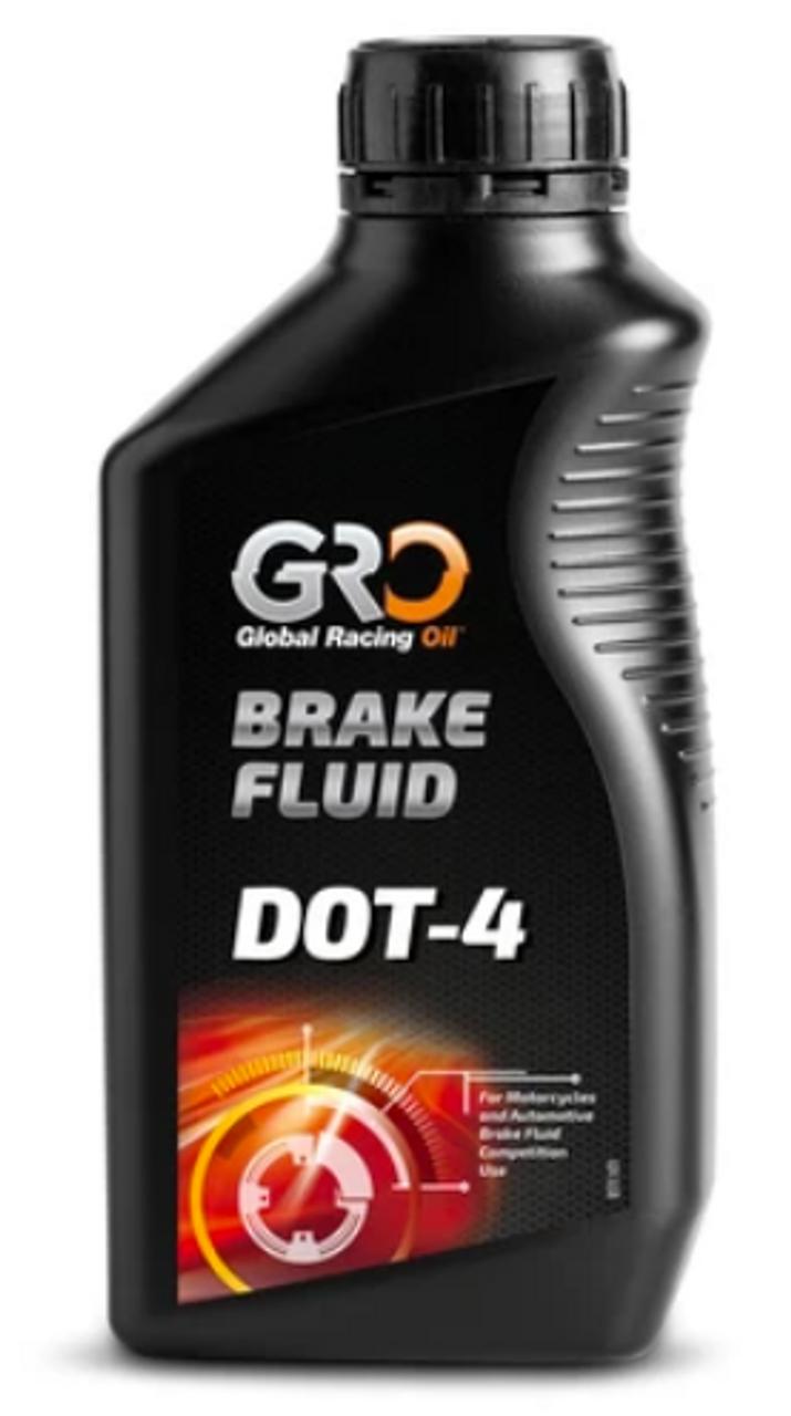 Brake Fluid DOT-4 synthetic fluid for brake systems