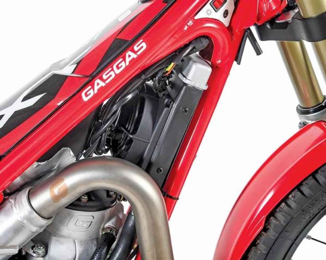 Fan for Gas Gas