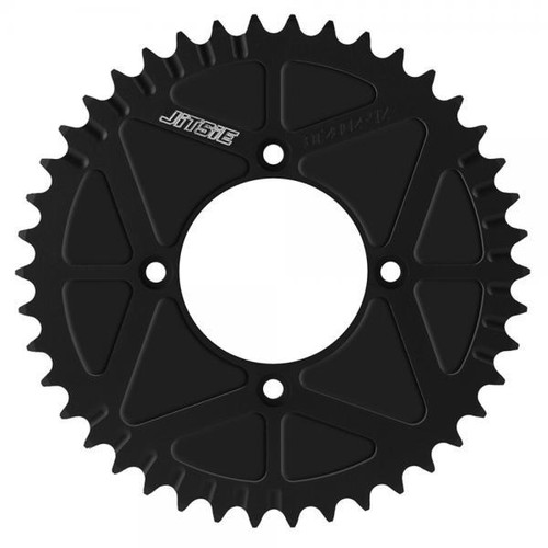 Jitsie solid rear sprocket black