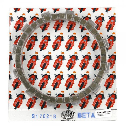 Surflex friction clutch plate (SFC S1762B)