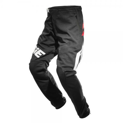 Pants Omnia black/ red