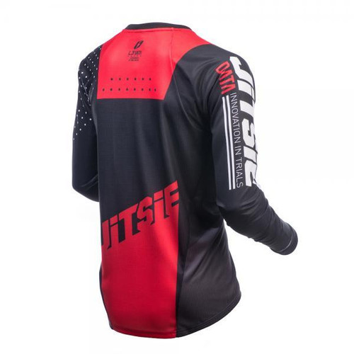 Jersey L3 Data black/ red back