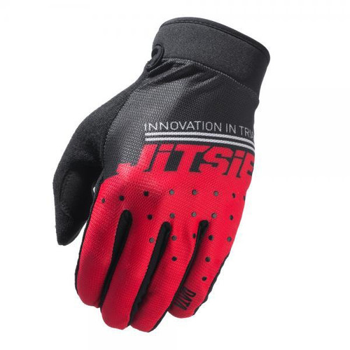 Gloves Data black/ red back