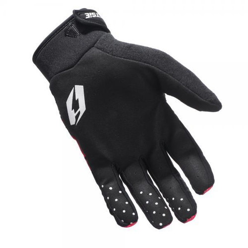 Gloves Data black/ red palm