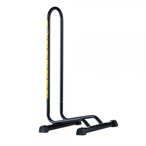 Bike stand, black, front