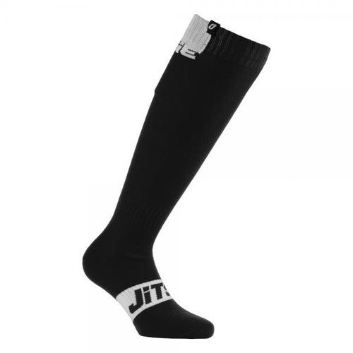 Long socks, black/ white