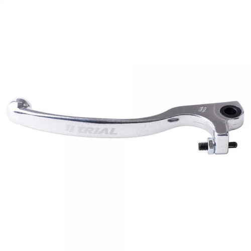 Clutch lever  - Beta Rev/Evo 05-18, Silver, Long, Grimeca clutch master cylinder