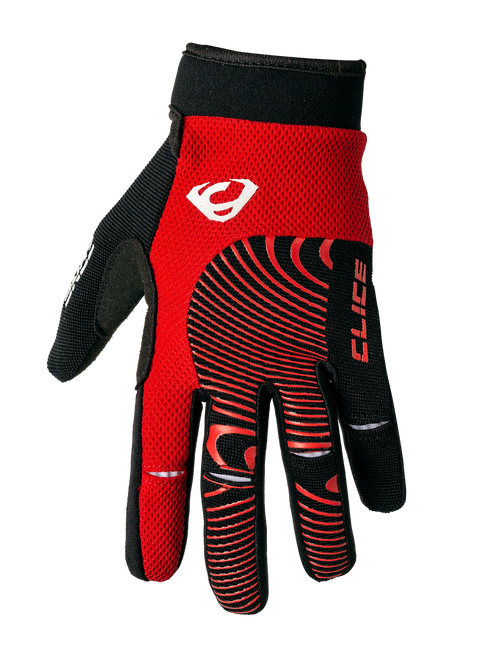 2019 Clice Zone trial glove, red