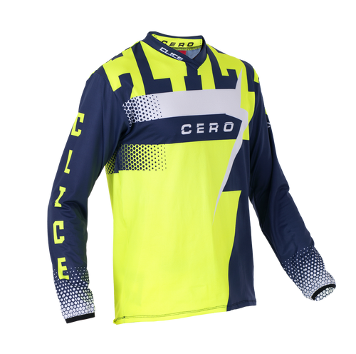 2019 Clice Cero Trial Jersey Men, Navy