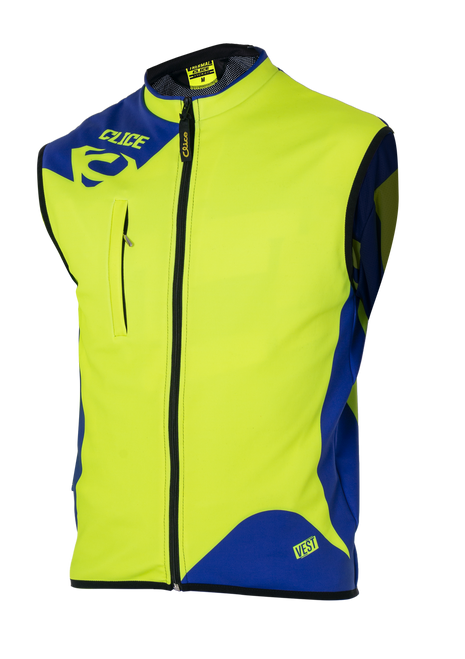 Clice Thermal Spandex Vest 2019, blue
