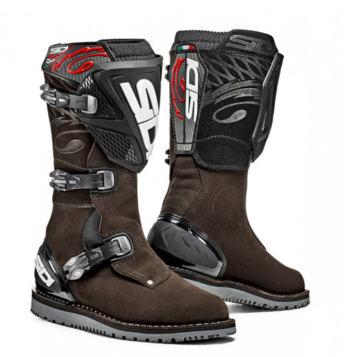 Sidi boots - Trial Zero.1 - brown