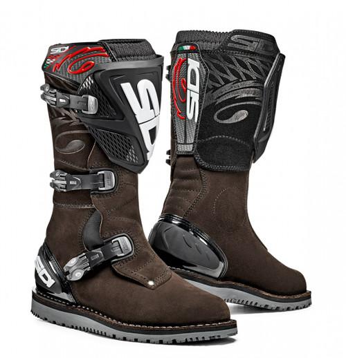 Sidi boots - Trial Zero.1 - brown