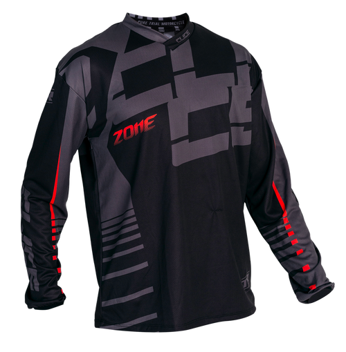 2020 Zone Trials Jersey, grey