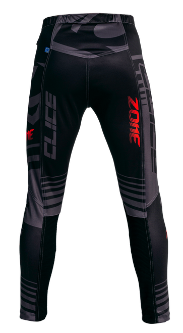 2020 Zone Trials Pants, black