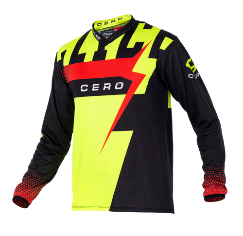 2020 Cero Trials Jersey, black