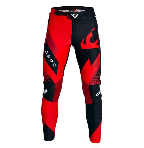 2020 Cero Trials Pants, red