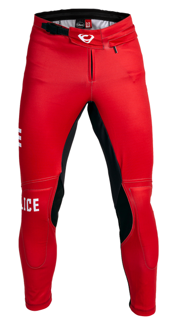 Clice Classic/ Vintage trial pants, dark red