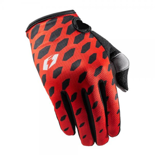 Gloves G2 Danjon, red/ black/ white