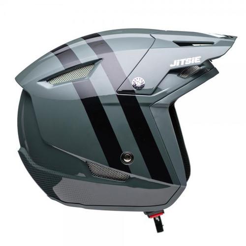 Helmet HT1 Voita grey/black