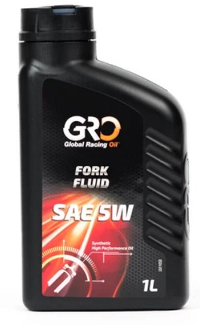 Fork Fluid