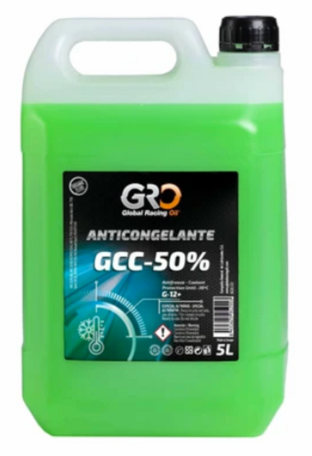 GCC Premixed Coolant Long Time