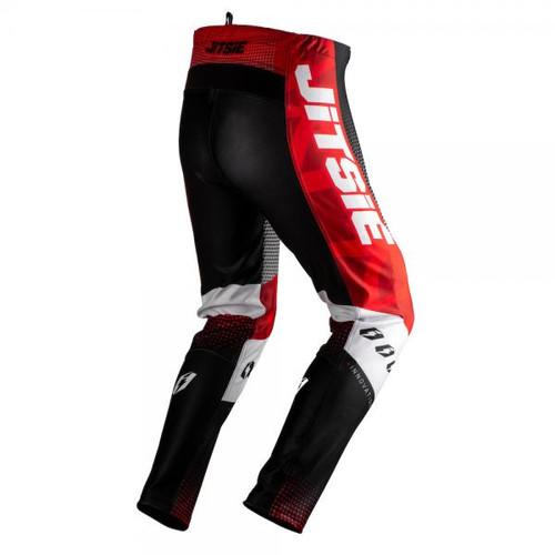 Pants L3 Kozmoz red/ black